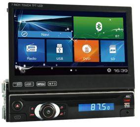Универсальная магнитола Witson 1Din DVD, 3G, GPS 2015
